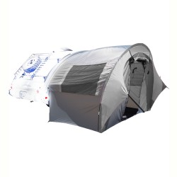TAB Trailer Side Tent - silvr/silvr trim PAHAQUE