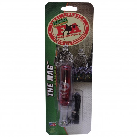 The Nag - Single Reed Duck Call PRIMOS