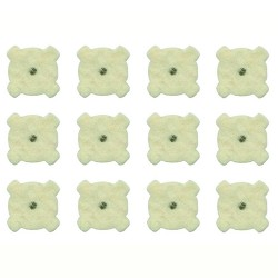 12pk Star Chamber Cleaning Pads (7.62MM) OTIS-TECHNOLOGIES