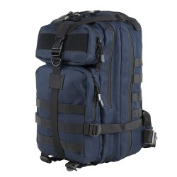 Vism Small Backpack/Blue With Black Trim NCSTAR