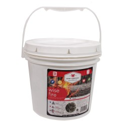 1 Gallon Bucket - Wise Fire WISE-FOODS