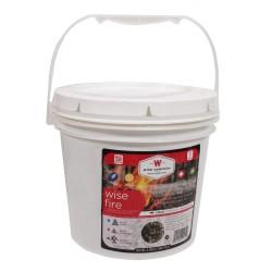 1 Gallon Bucket - Wise Fire WISE-FOODS
