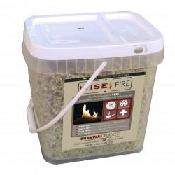 4 Galln Bucket - Wise Fire WISE-FOODS