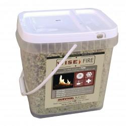 2 Galln Bucket - Wise Fire WISE-FOODS