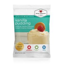 Vanilla Pudding  (4 srv) WISE-FOODS