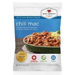 Chili Macaroni  (4 srv) WISE-FOODS