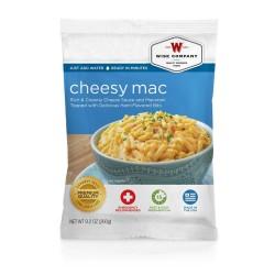 Cheesy Macaroni (4 srv) WISE-FOODS