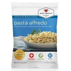 Pasta Alfredo  (4 srv) WISE-FOODS