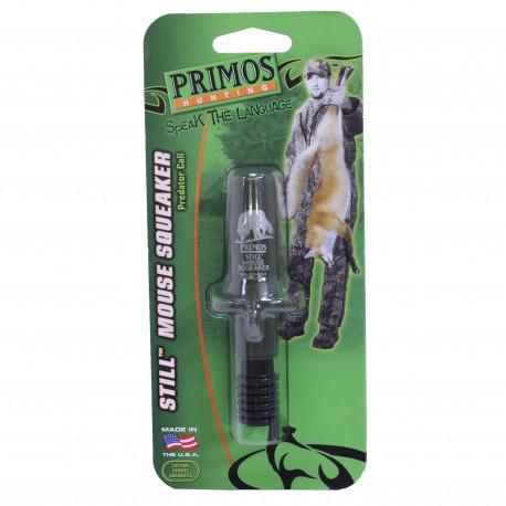 """Still"" Mouse Squeaker PRIMOS"