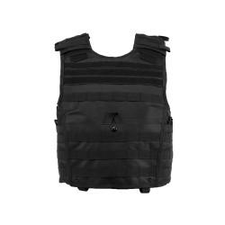 VISM Expert Plate Carrier vest- Black NCSTAR