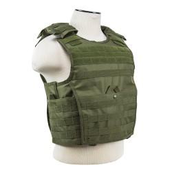 Expert Plate Carrier Vest - Green NCSTAR