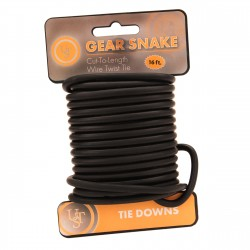 Gear Snake, Black ULTIMATE-SURVIVAL-TECHNOLOGIES