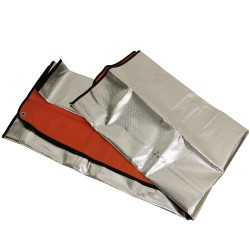 Survival Blanket 2.0, Orange ULTIMATE-SURVIVAL-TECHNOLOGIES
