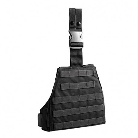 Tactical Holster, Black Sz 20 UNCLE-MIKES