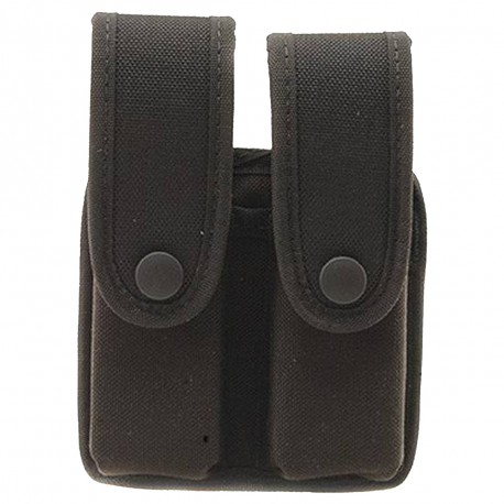 Double Mag Case- GLK 20/21 Black UNCLE-MIKES