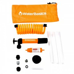 Emergency Pump and Filter Kit. RED-II-120 AQUAMIRA