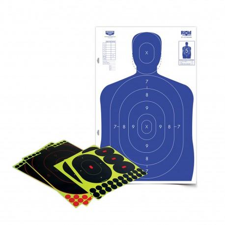 Shoot-N-C Targets: Silhouette (2) BIRCHWOOD-CASEY