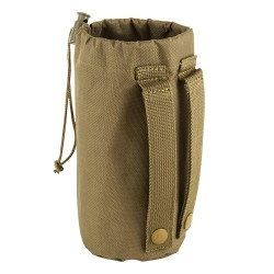 Vism Molle Water Bottle Pouch - Tan NCSTAR