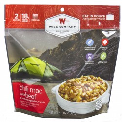 Outdoor Chili Mac with Beef WISE-FOODS