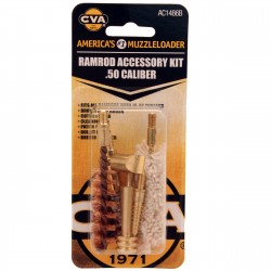 Ramrod Accessory Kit .50 Caliber CVA
