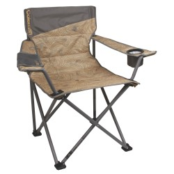 Chair Quad Oversized Topo Print COLEMAN