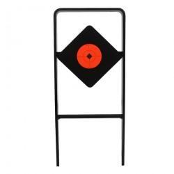 USA WOT AR500 Gong Centrfire Spinning Tgt BIRCHWOOD-CASEY