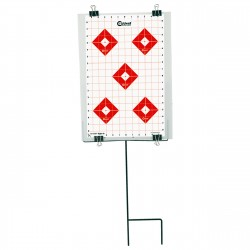 Ultra Portable Target Stand w/ Targets CALDWELL