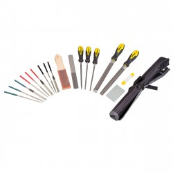 Professional Gunsmith File Set WHEELER