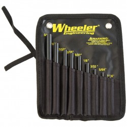 Roll Pin Starter Set WHEELER