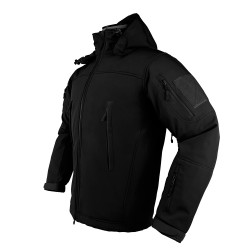 Vism Delta Zulu Jacket - Black - 2Xl NCSTAR