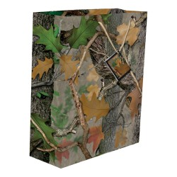 "X-lg Cb Camo Gift Bags 16""x19""x6"" RIVERS-EDGE-PRODUCTS"