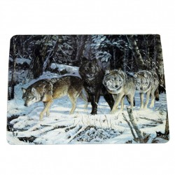 Wolf Glass Cutting Board RIVERS-EDGE-PRODUCTS