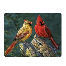 Cardinals Glass Cutting Board RIVERS-EDGE-PRODUCTS