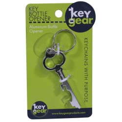 Key Bottle Opener, Silver ULTIMATE-SURVIVAL-TECHNOLOGIES