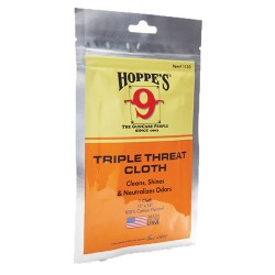 Hoppe'S Triple Threat Cloth,Bag HOPPES