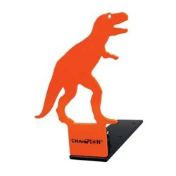 Target, Metal Pop-Up (T-Rex) CHAMPION-TRAPS-AND-TARGETS