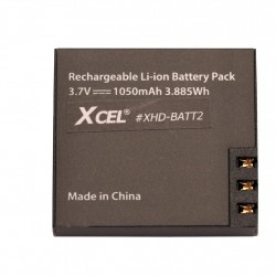 XHD-Batt2,Black SPY-POINT