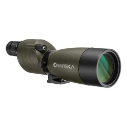 20-60x60 WP,Blackhawk,Straight,Green Lens BARSKA-OPTICS