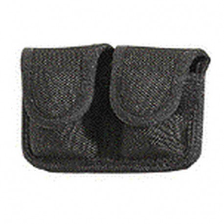 7301S Dble Speedloader Pouch Snap BIANCHI
