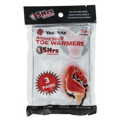 Toe Warmer 3-Pack YAKTRAX