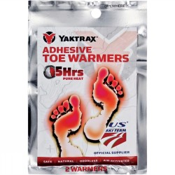 Toe Warmer 10-Pack (Bag) YAKTRAX
