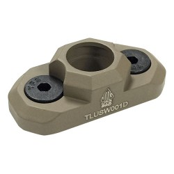 M-LOK QD Sling Swivel Adaptor-FDE LEAPERS-INC