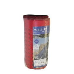 Multimat Superlite Mat Red  Blk PROFORCE-EQUIPMENT