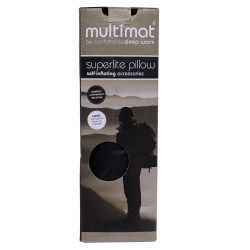 Multimat Superlite Pillow, Blk PROFORCE-EQUIPMENT