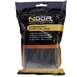 Ndur Emergency Survival Bag Olive/silver PROFORCE-EQUIPMENT