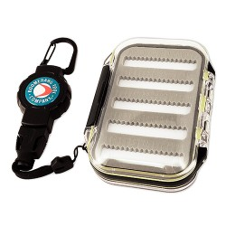 Fly Box Combo - Carabiner T-REIGN-OUTDOOR-PRODUCTS