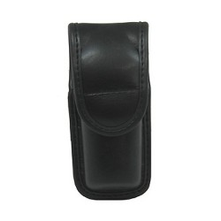 7907 OC Spray Pouch-Blk Hid L BIANCHI