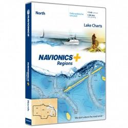 Navionics+ North NAVIONICS