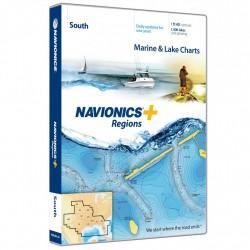 Navionics+ South NAVIONICS