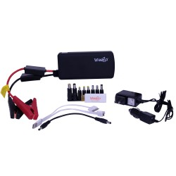 Jump Starter Battery+, Heavy Duty WEEGO